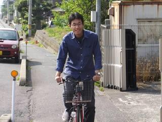 鳥取の駅前の放置自転車を地域の方々が乗れるよう修理します!