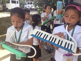 文化交流✖音楽祭~フィリピンの子供達と笑顔の輪を広げたい!~