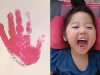 チャリティーライブを通じ障がいのある子ども達の手形を世界へ!