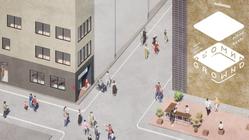 """未来型飲食店の実験ビル""""GROWND""""、 第一弾が日本橋にオープン"""