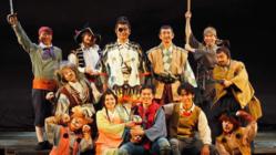 長崎県諫早市。わらび座のミュージカル公演を続けたい!