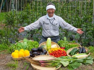 大和野菜を全国化するための広告を、全国の人から募集する