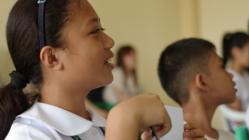 SSSプロジェクト 教育でフィリピンのスラム街の学生に明るい未来を