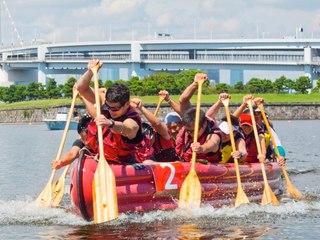 ボートレースを通じて水害への防災意識を高める大会を開催したい