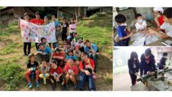 子どもの明るい未来の実現を手助けをする学生ボランティアを育成したい