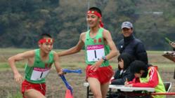 TOP TO RUN!高校駅伝のルーツ世羅高校駅伝必勝プロジェクト