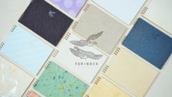 100種類の越前和紙で、作り手が見えるノートを作りたい