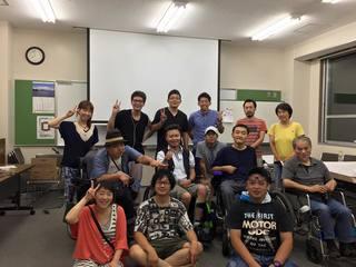 福祉を冒険し、福祉を発見するFUKUSHI×祭りを東北で開催したい