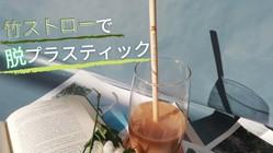 竹ストローでSDGsを広め熊本県に寄付したい!