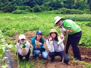 女性のソフトな農業で茨城県笠間市を盛り上げる農園を作りたい!