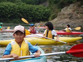ギネス記録【最も多く同時に進水されたカヌーとカヤック303艇】に島根県で挑戦!!