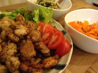 藤女子大学のゼミ生による学生食堂!子どもたちおいしい食事を!