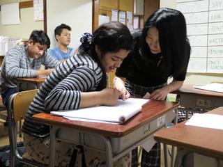 高校進学を目指す外国ルーツの子のために学習の場を存続させる!