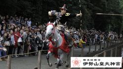伊勢山皇大神宮はコロナの今だからこそ流鏑馬で横浜を元気にしたい