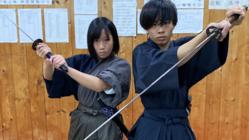 キミもチビっこ剣士になれるか!剣士育成プロジェクト!