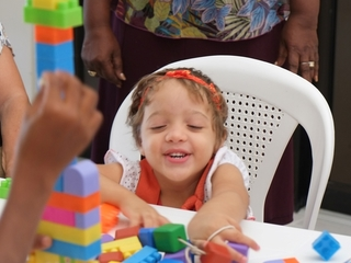 ドミニカの知的障害を抱えた子どもたちに学ぶ環境を提供したい