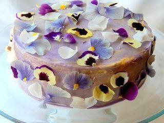 日本の食文化にエディブルフラワー(食用花)を浸透させたい!