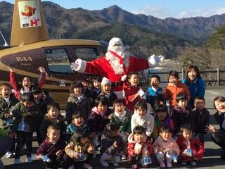 クリスマスに空からサンタ!被災地の子供達を笑顔にしたい。