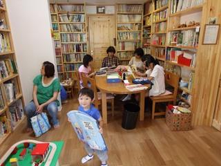 群馬県前橋市で、人が集い語らえる図書館を設立したい!