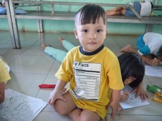 ベトナムの障がい児施設で暮らすこどもたちに自立支援を!