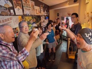 佐賀県の日本酒で地域活性化はしご酒イベント「とすKappo」