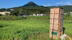 日本蜜蜂養蜂をもっと身近に!誰もが簡単に扱える巣箱リフターを作る!