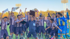 愛知県サッカー、全国制覇を目指して!東海学園高校は挑戦します