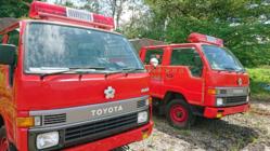 まだまだ活躍できる長野県小川村の消防車をネパールで生かしたい!