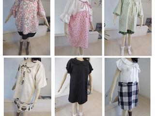 むくみや締め付けに苦しむ女性も快適に過ごせる服を製作したい!