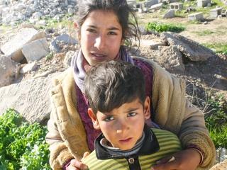紛争で深刻なトラウマを抱えるイラクの子どもたちに専門治療を!