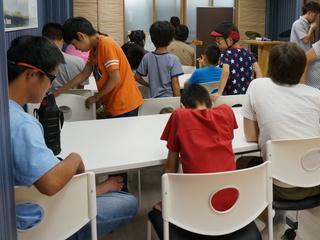 京都の街に障がい者のための快適な作業スペースを!