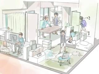 【第2弾】杉並区阿佐ヶ谷に新人アニメーターのための寮を増設!