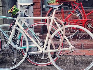 俺ら「前橋自転車通勤部」!オリジナル自転車スタンド作りたい!