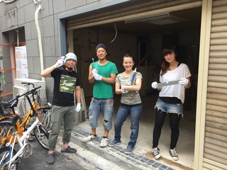 大阪DOTOMBORIで念願のゲストハウスを開店したい!!