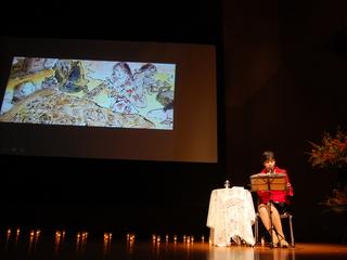 北海道占冠村の子どもたちに朗読の面白さを伝えたい