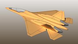 1/144 Su-57 Felonのプラモデルを開発する!