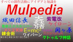 創作活動向けデータベース「Mulpedia」の開発・スタートアップ