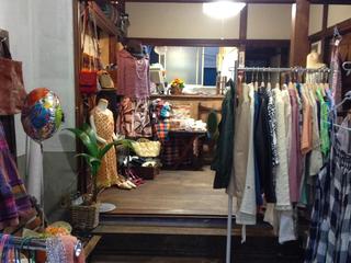 リ・ファッションの東北支援拠点を作りたい!