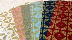 町の伝統産業を広めたい!和紙職人と襖加工職人の作った「小川千代紙」