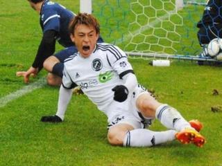 UEFAチャンピオンズリーグのピッチから叫ぶ東北復興への願い!