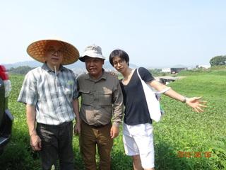「ムムム自然栽培農法」をミラノにてプレゼンし世界中に拡散!