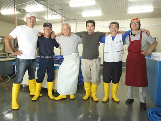 気仙沼の漁師を応援!観光客や地元の人々が集う販売所を作りたい
