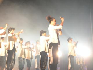 最高のストリートダンス公演を創り、踊りの素晴らしさを伝えたい