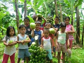 フィリピンにナチュラルフードカフェを ~農民・子供たちの生活向上大作戦!~