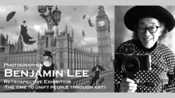 著名人を撮影し続けた写真家ベンジャミン・リー|写真展開催にご支援を