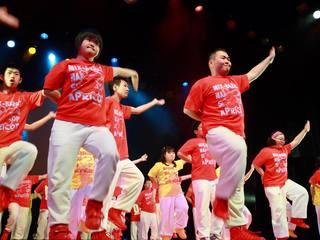 知的障がい児・者 日本一ダンスチームが南半球最大級の大会へ!
