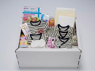 マタニティボックスを支援!台風18号で被害を受けた妊婦の方々に