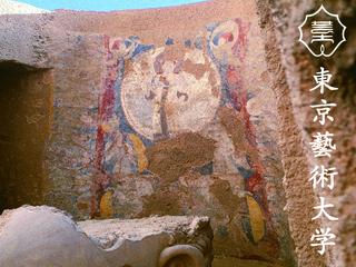 失われた壁画を完全復元し黄金のアフガニスタンを取り戻したい