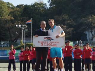 慶應から世界チャンピオンを!国際テニス大会を開催したい!