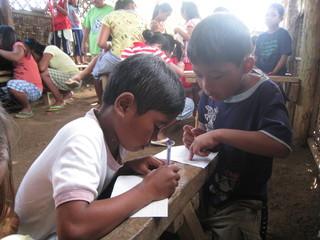 台風被害にあったフィリピン貧困地域に学校を建てたい!!